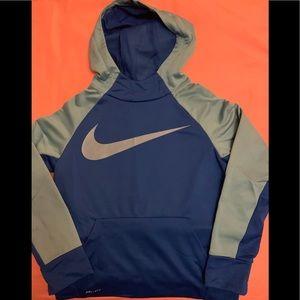 Boys Nike Hoodie - Size Medium